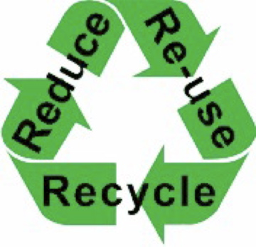 reduce recycle logo