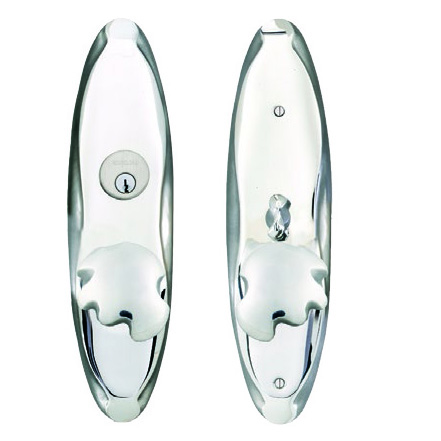 Modern Entry Door Knobs Stainless steel