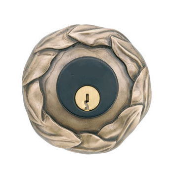 Custom deadbolt trim willow