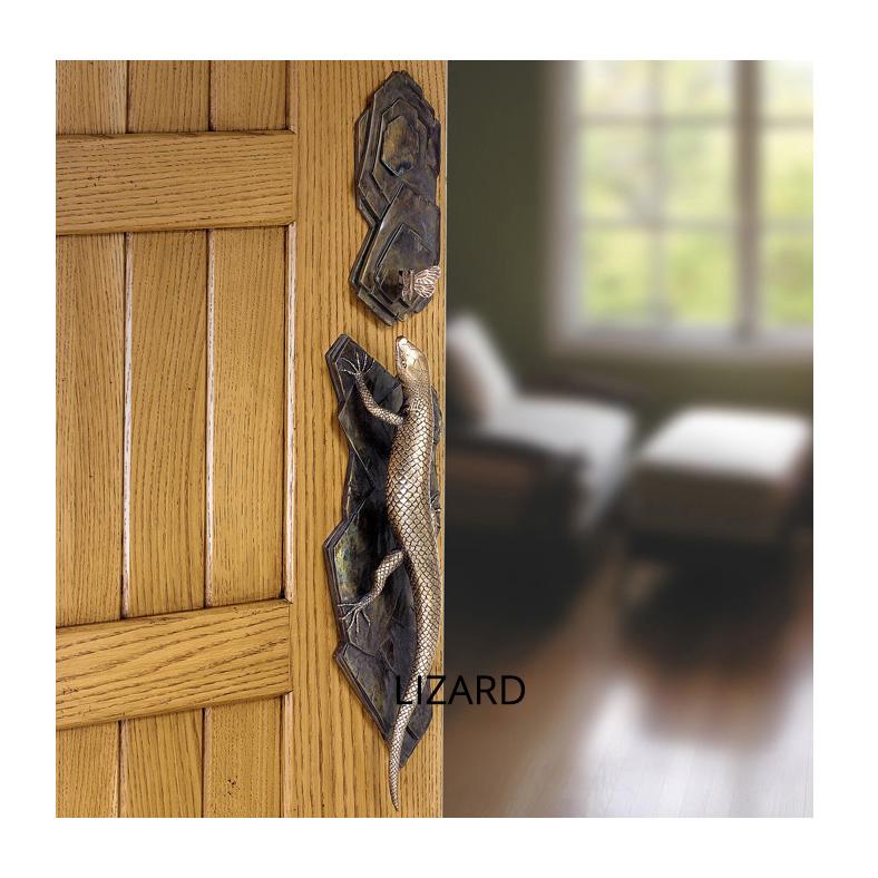 ... Unusual Entry Door Handles ...