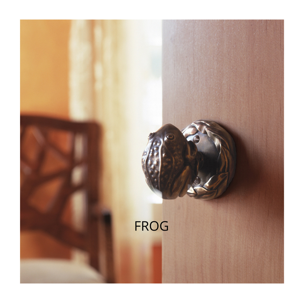 Animal Door Knobs Martin Pierce