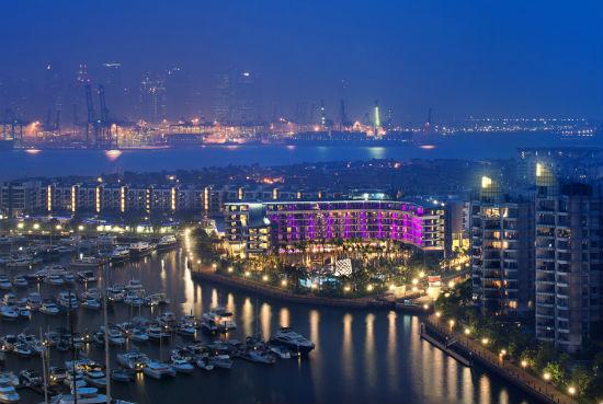 W Hotel Sensota Cove Singapore