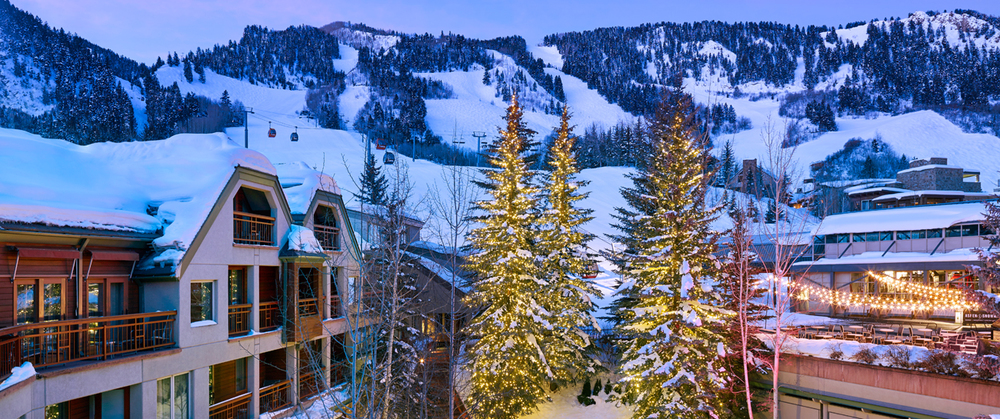 The Little Nell boutique hotel Aspen Colorado