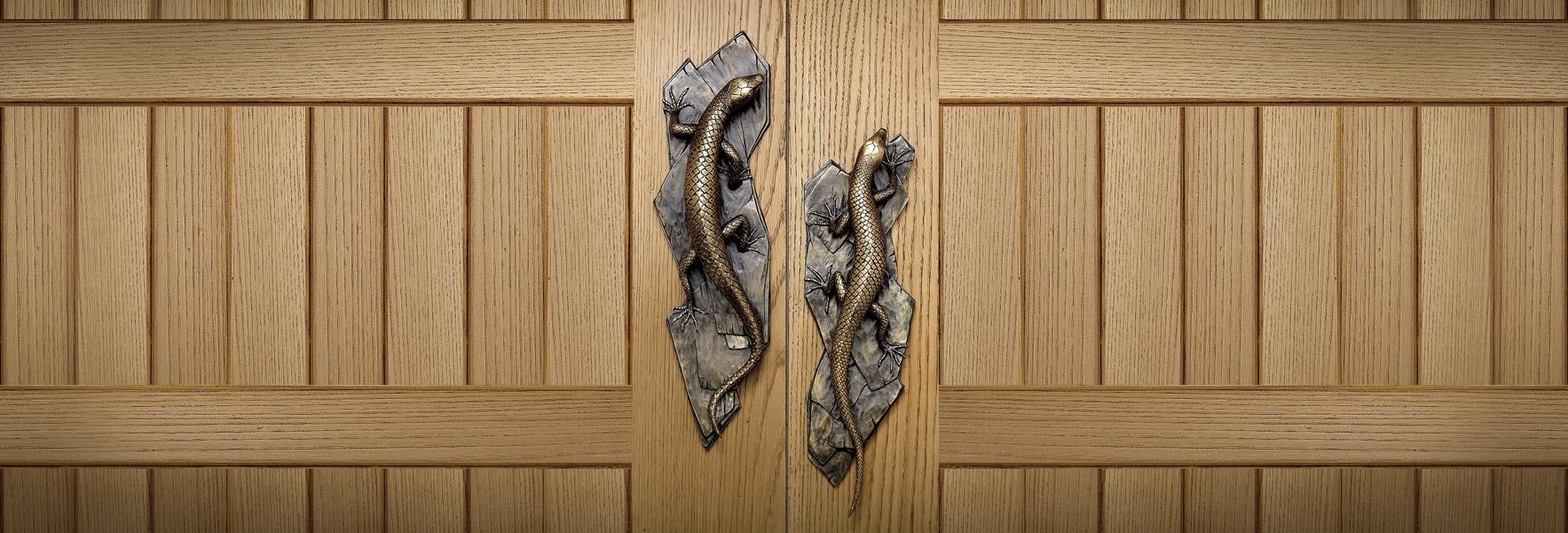 Martin Pierce - Custom Door Handles, Hardware, Knobs and Cabinet Pulls