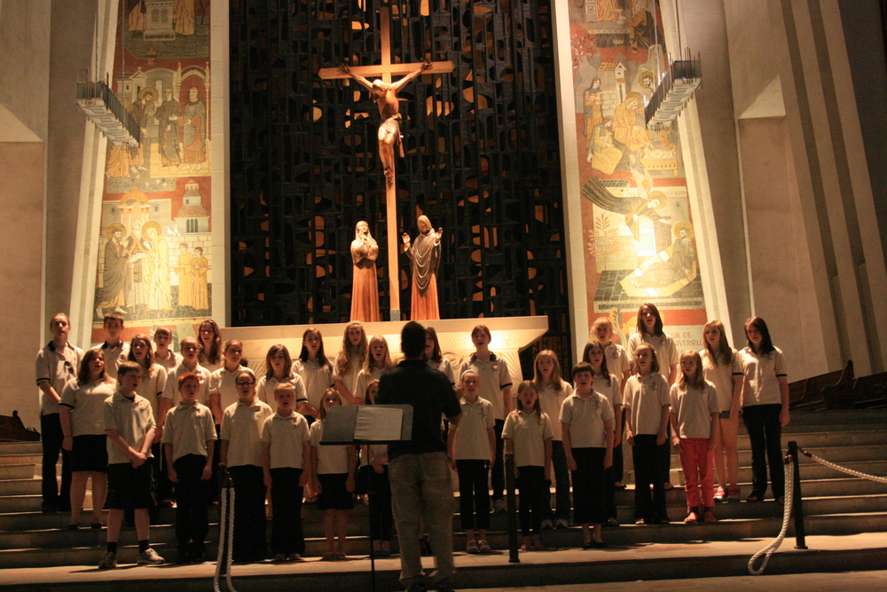 St. Joseph's Oratory, Quebec Trip, 2010.JPG
