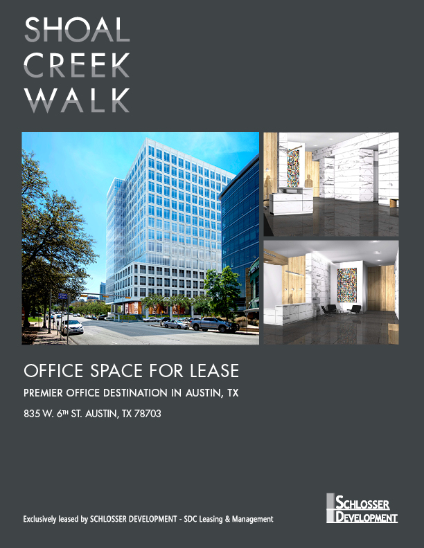 Shoal Creek Walk Leasing Brochure