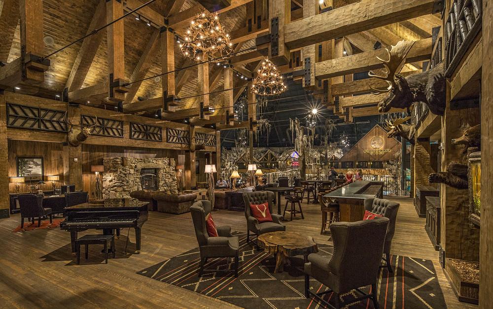 Big Cypress Lodge Lobby