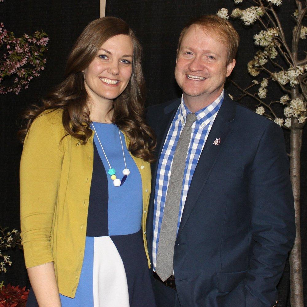 Kristi & Brad Montague