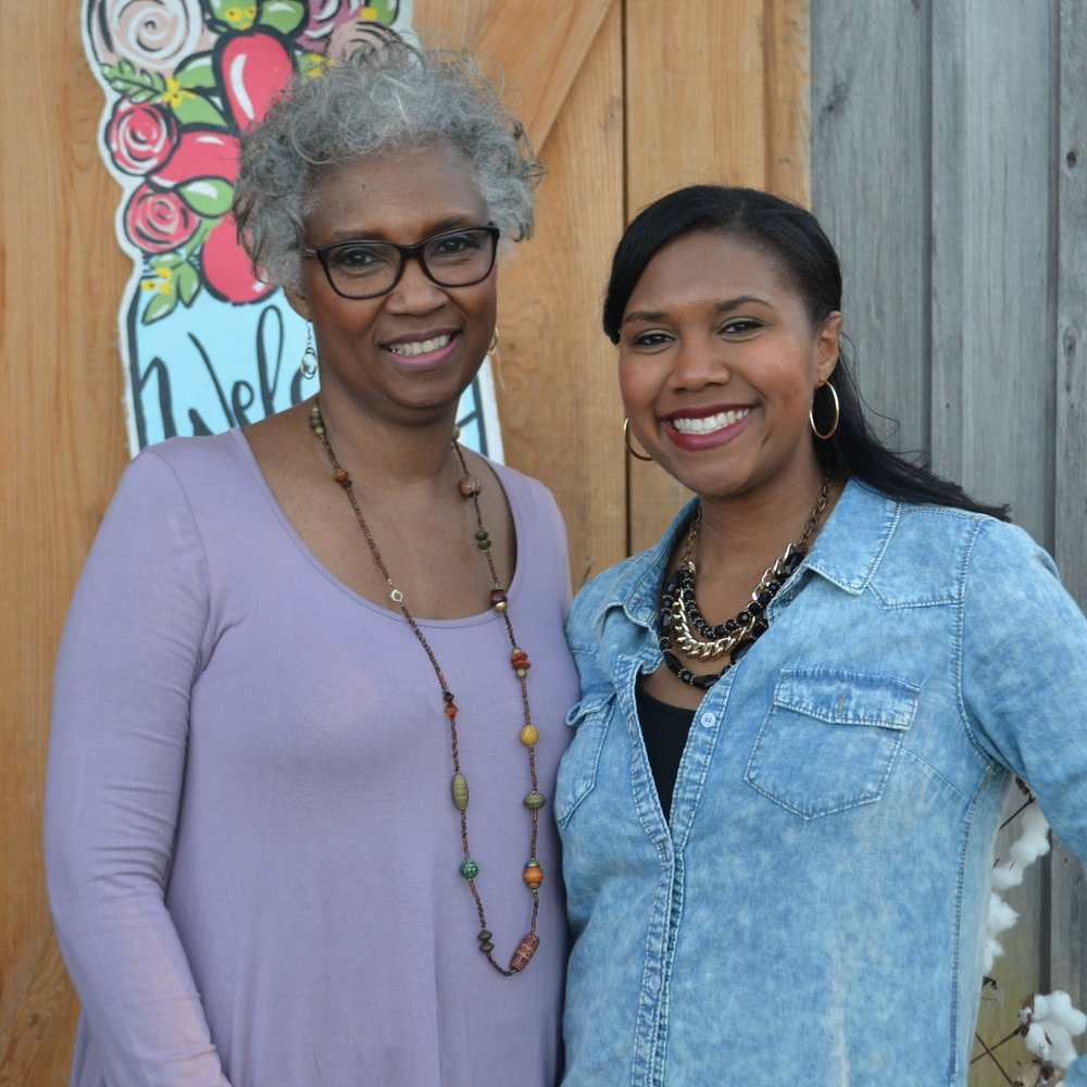Cheryl Simmons & Kortney Simmons