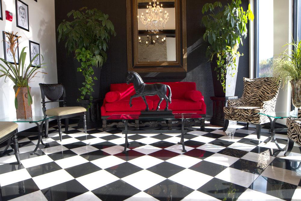 Kentucky Grand Hotel Lobby