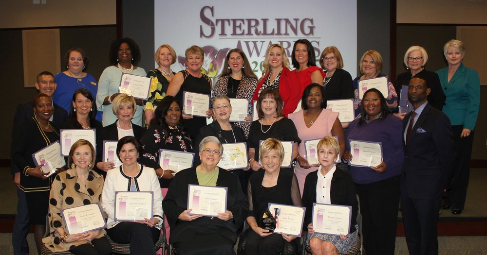 Sterling Award Recipients