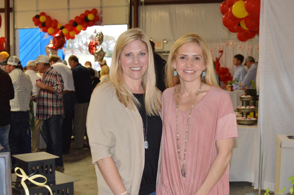 Heather Dolan & Holly Knight