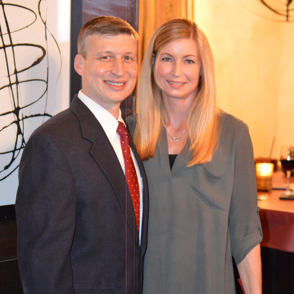 Dr. Eric & Laura Sievers