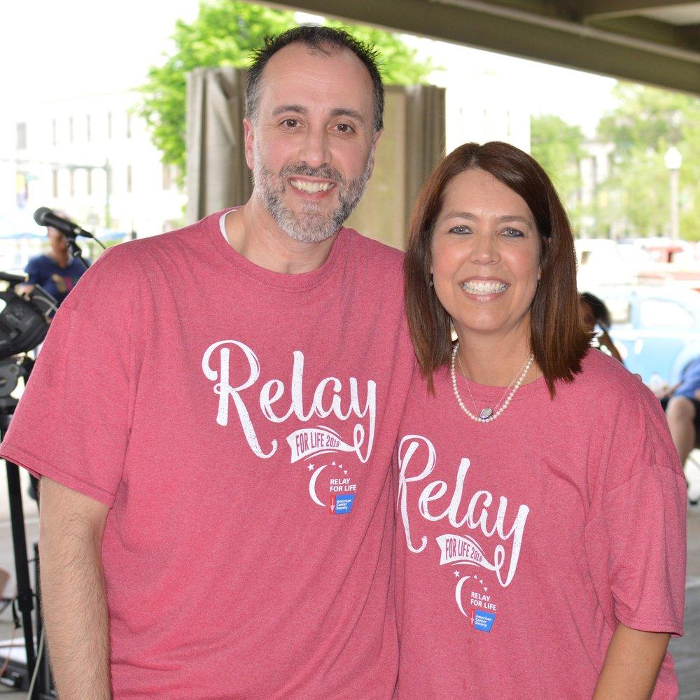 Randy Moffett & Amy Morris