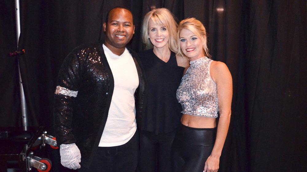 Ontoni Reedy, Stacy Bazemore & Beth Haltom