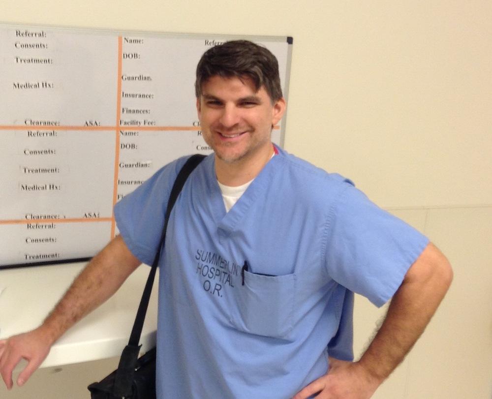Dr. Garaycochea