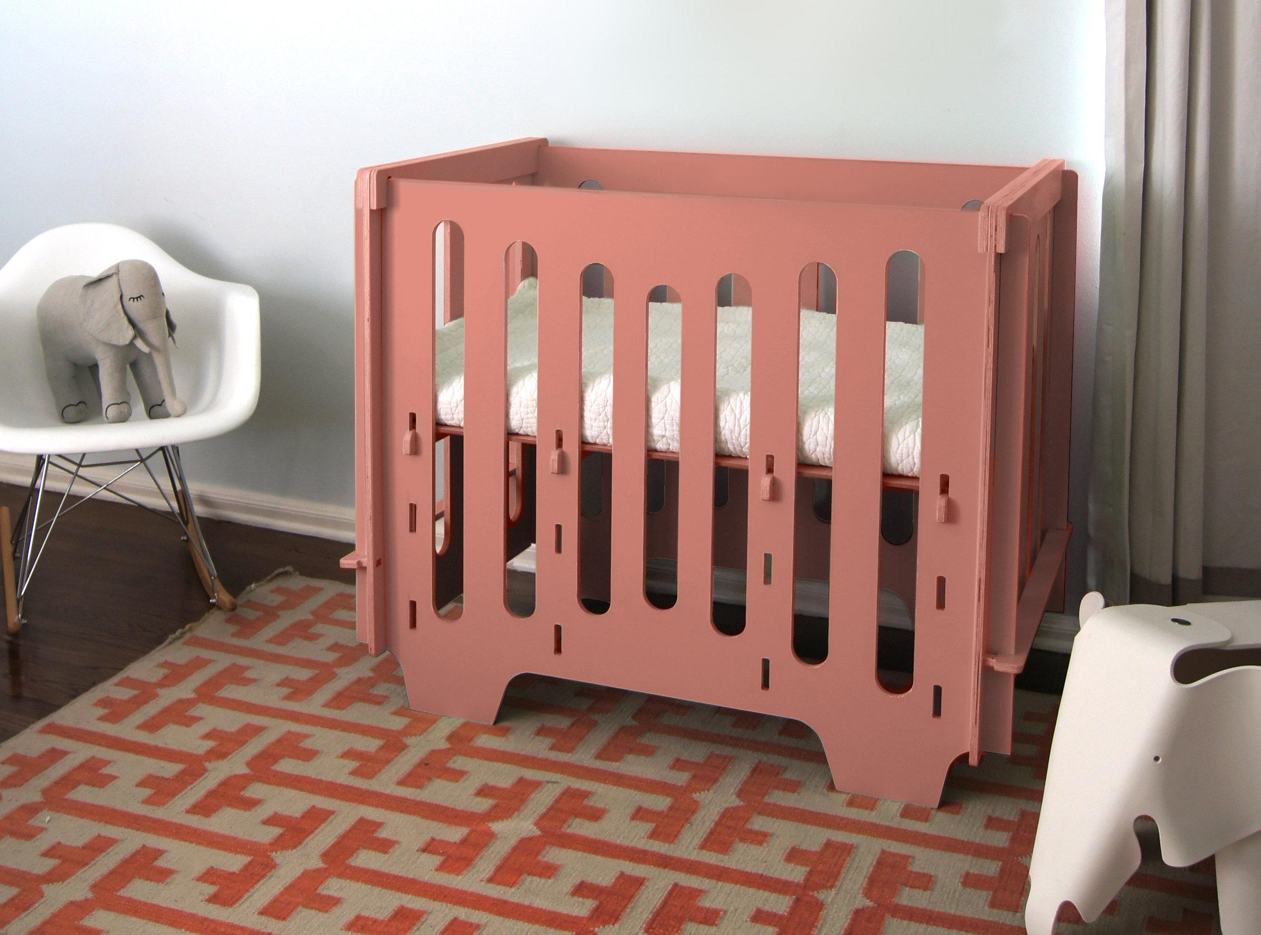 Noni Mini Crib And Mattress Free Shipping Noninoni Kids Best