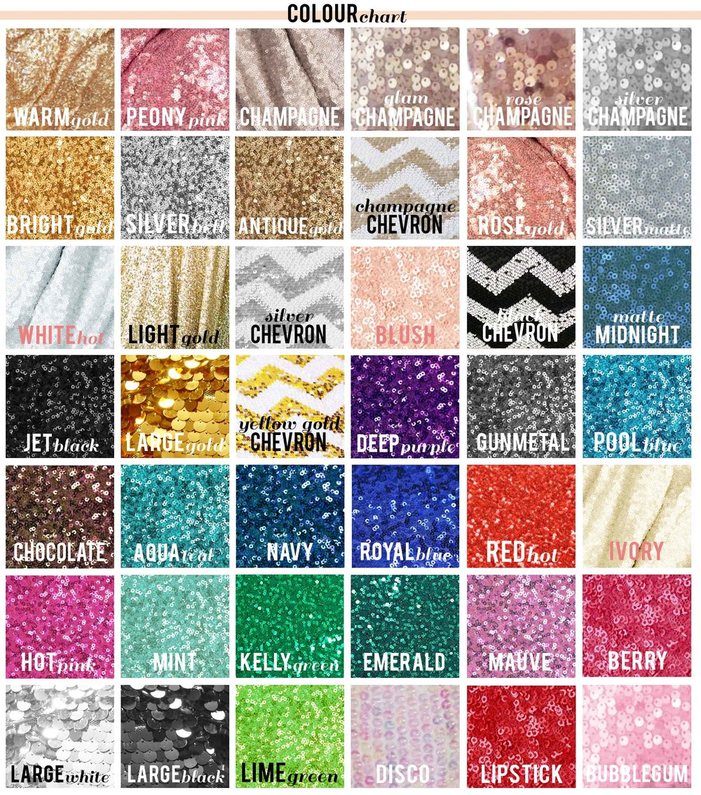 Glitz Sequin Tablecloths For Your Wedding And Events! Custom Sizes And  Colors Available!