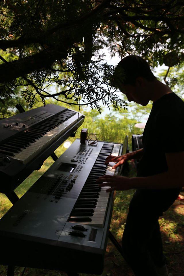 Andrew Conley Keyboard