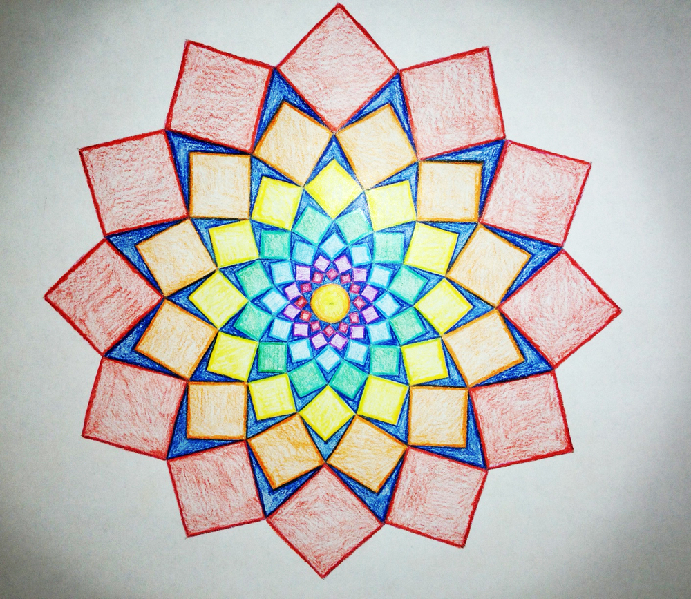 - Geometric Drawing and Principles, 6th Grade