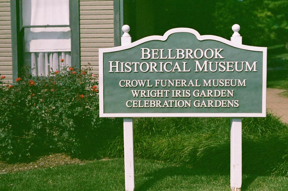 Seattle Film Works Photowalk - Bellbrook, Ohio - Bellbrook Historical Museum