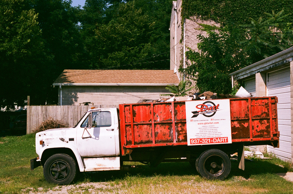 Seattle Film Works Photowalk - Bellbrook, Ohio - Truck