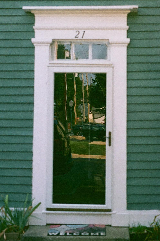 Seattle Film Works Photowalk - Bellbrook, Ohio - Front Door
