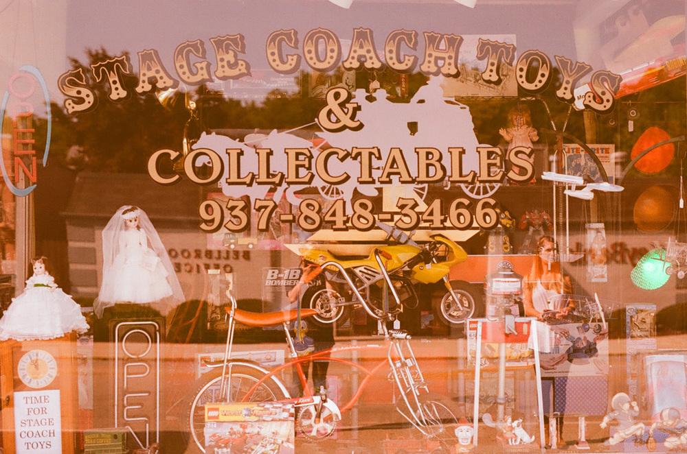 Seattle Film Works Photowalk - Bellbrook, Ohio - Vintage Toy Store