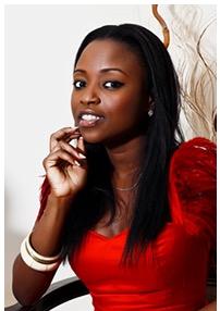 Creative Director of Christie Brown(Ghana) Aisha Ayensu