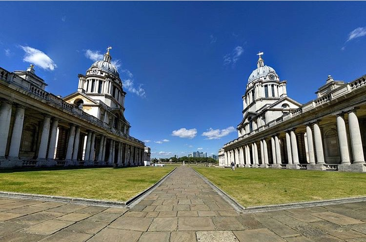 Shoot location:University of Greenwich Campus(Picture by N. Malingerer)