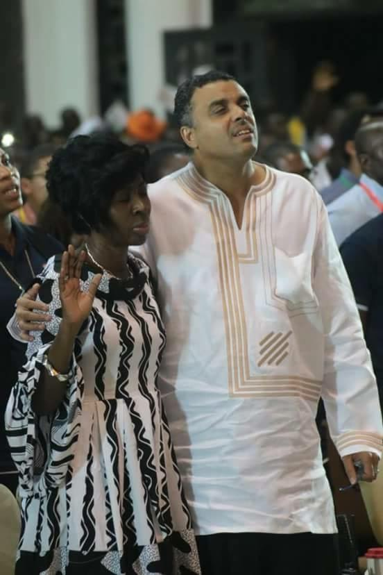 Reverend(Mrs.) Adelaide Heward-Mills & Bishop Dag Heward-Mills