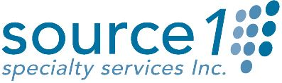 Source 1 Specialty Services, inc.