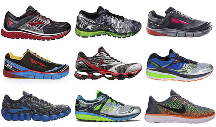 Beginner Triathlon Running shoes for triathlon gear