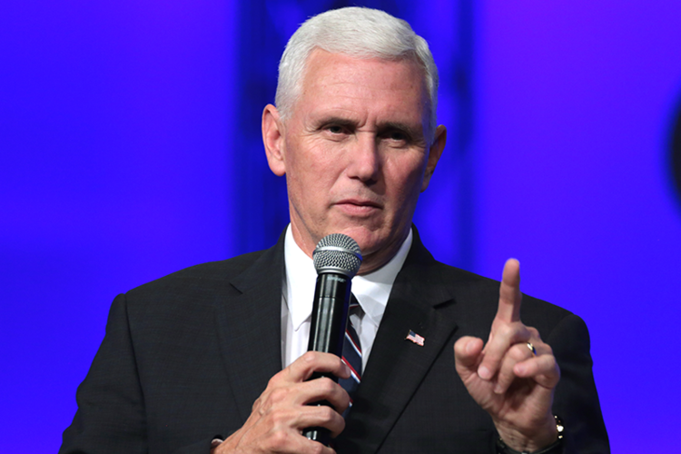 Pence Warns Boston Marathon Runners Of Wicked Wellesley Mark