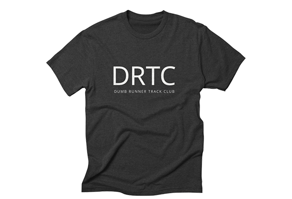 DRTC men's triblend tee, $25