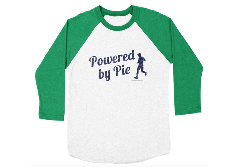 'Powered by Pie' Tees, Hoodies, Mugs and More - For this and other fun designs, check out our Threadless shop. With every purchase, you support our work!