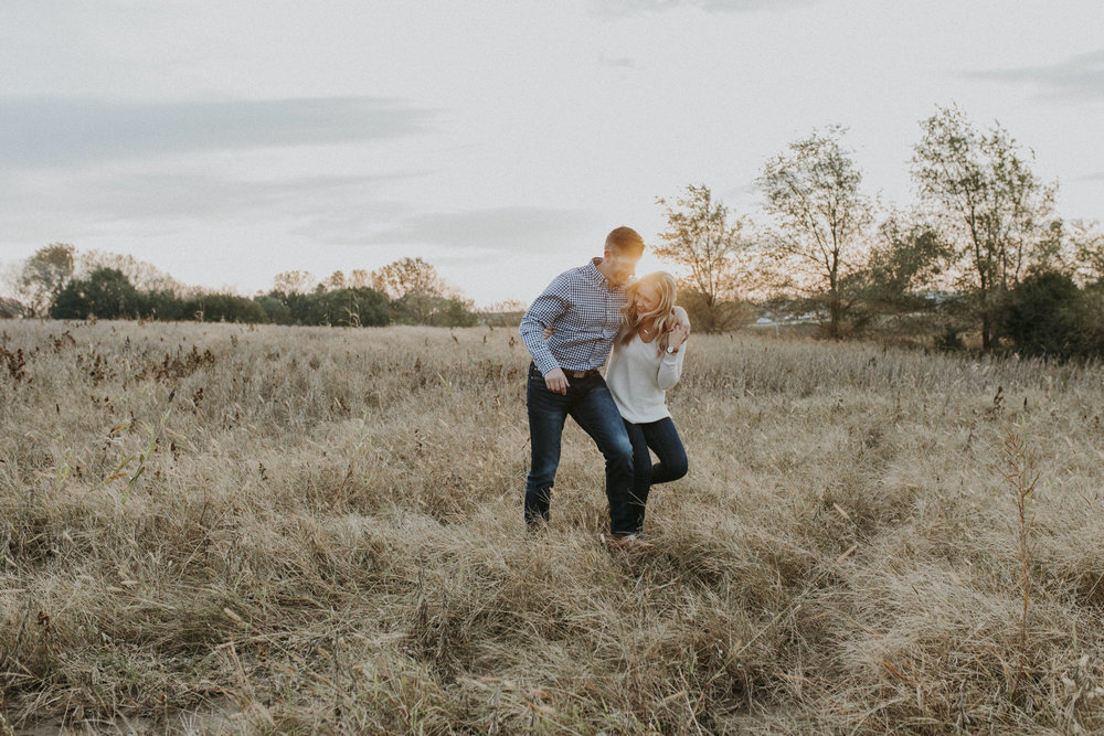 HEATHER & BLAKE | ENGAGED -