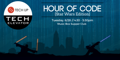 Hour of Code {Star Wars Edition} — Tech Elevator
