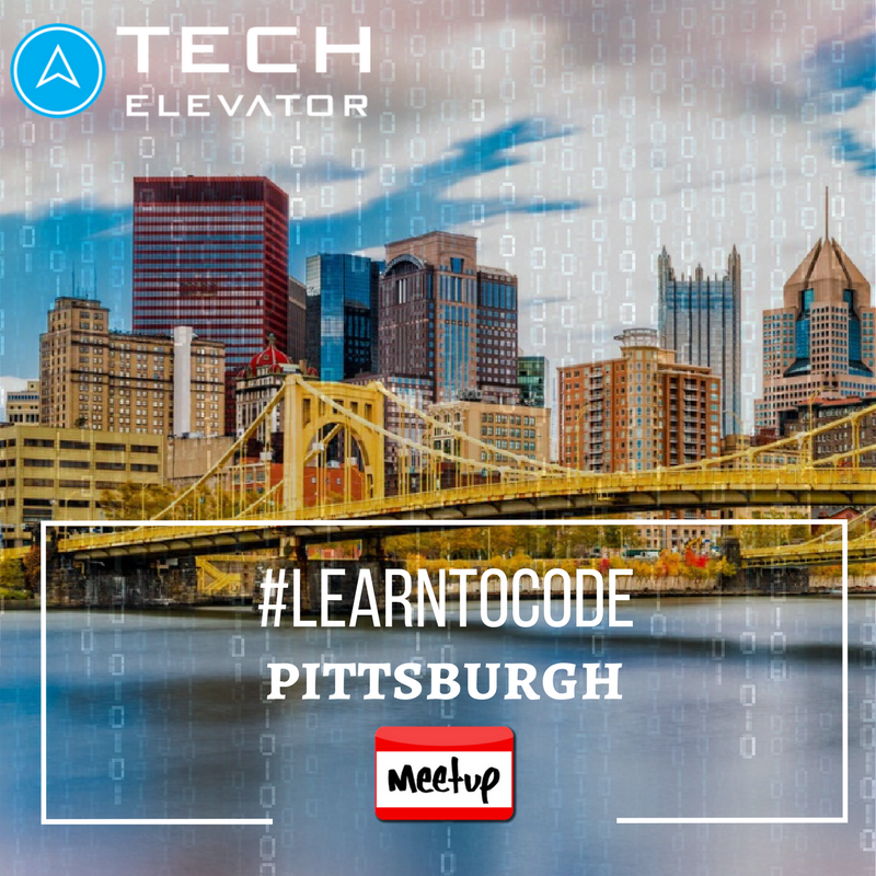 Join our #learntocode meetup group and get to know Columbus tech