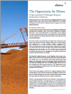 Opportunities for Mining Companies (PDF)