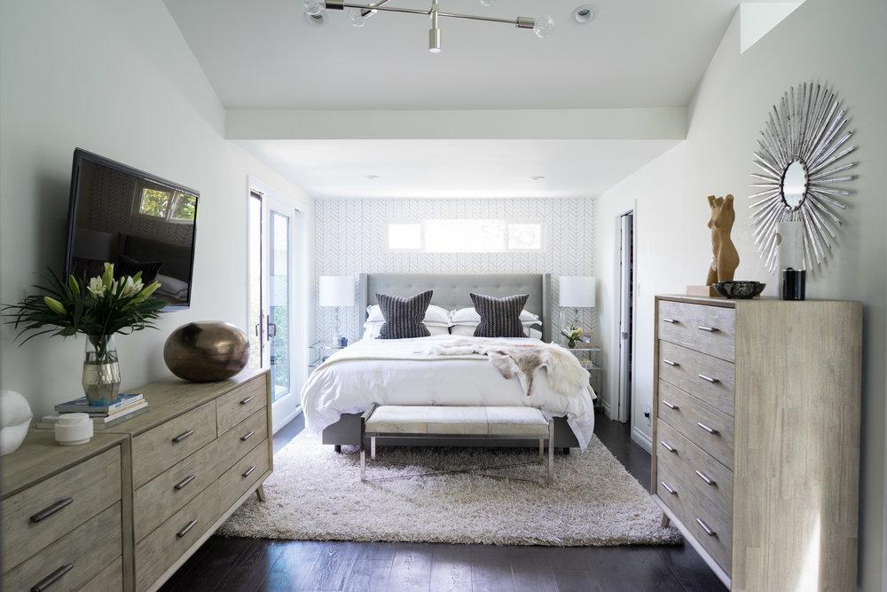 Modern bedroom inspo