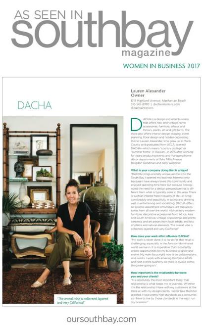 Southbay Magazine 2017