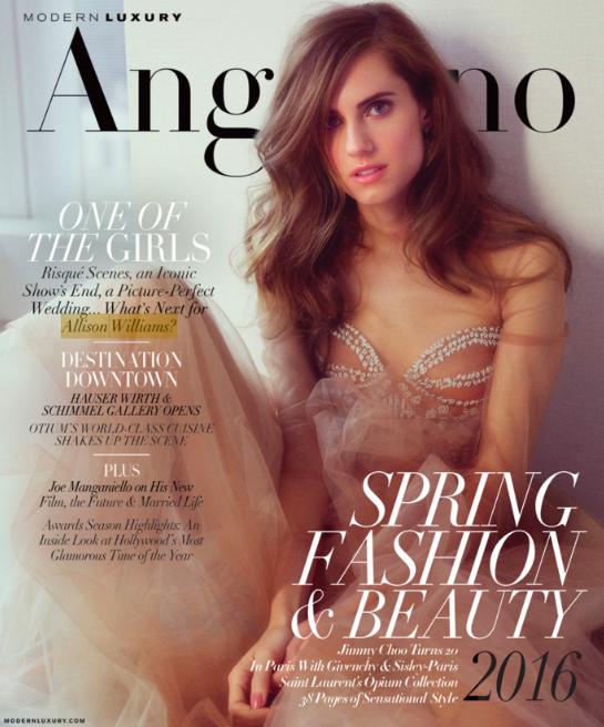 Angeleno Magazine February 2016