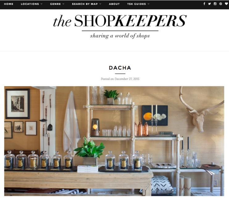 Shopkeepers December 2015