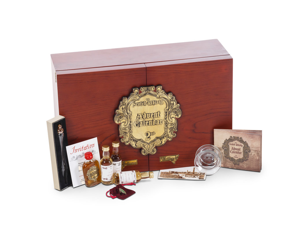 The Scotch Whisky Advent Calendar Collector's Edition