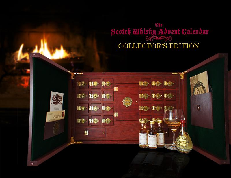 Collector 39 S Edition Scotch Whisky Advent Calendar