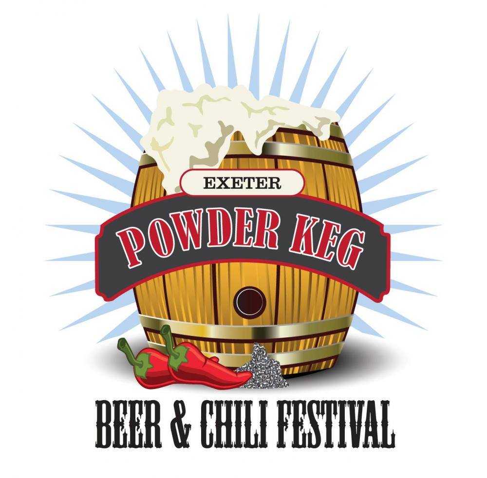 - Two tickets to the Powder Keg Beer and Chili Festival.Saturday, October 6, 2018 • Exeter, NHThis event will sell out!