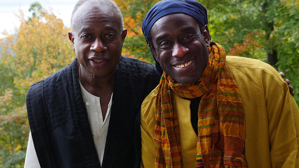 David Sancious and Will Calhoun