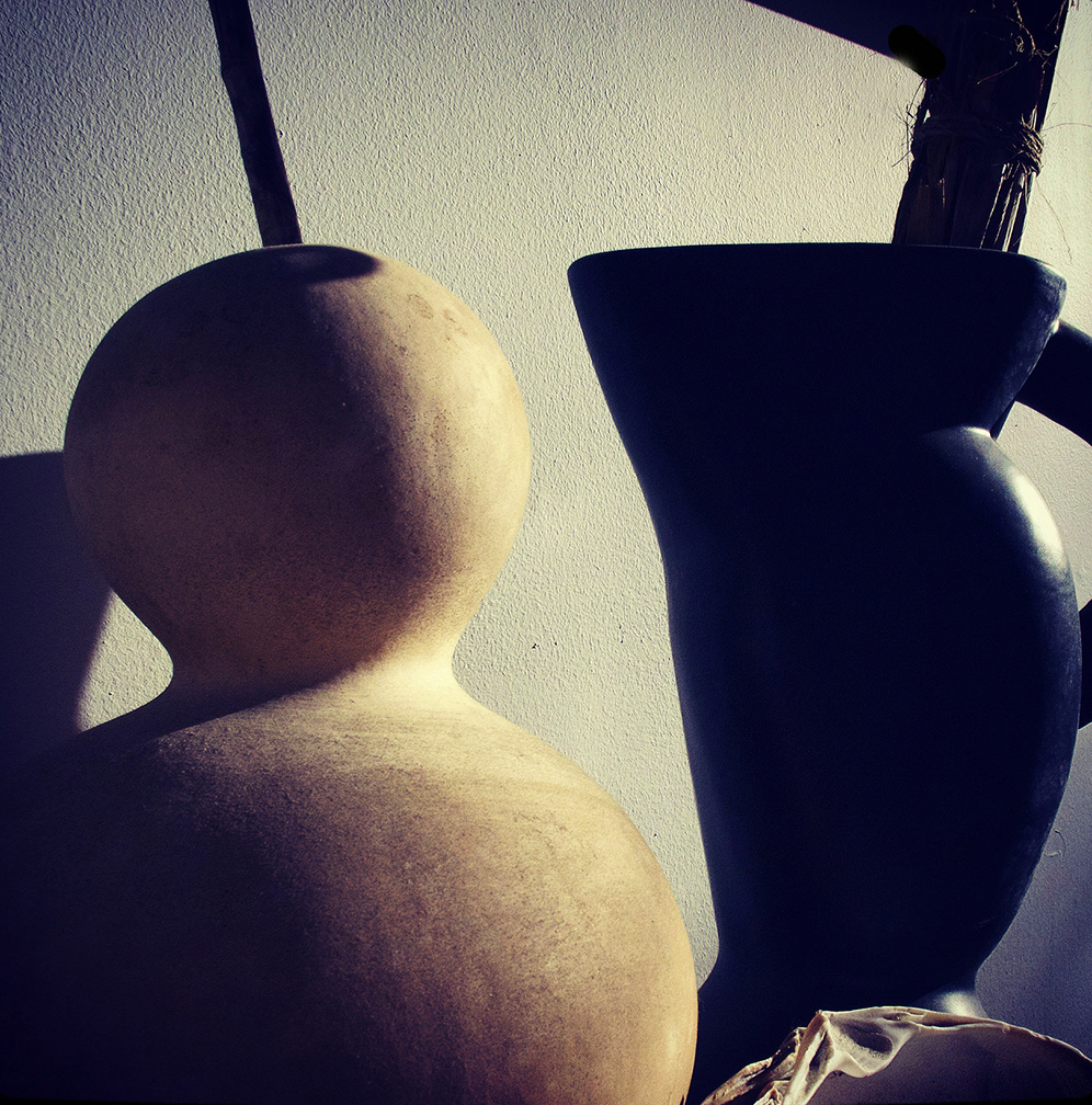 Gourd and vessel