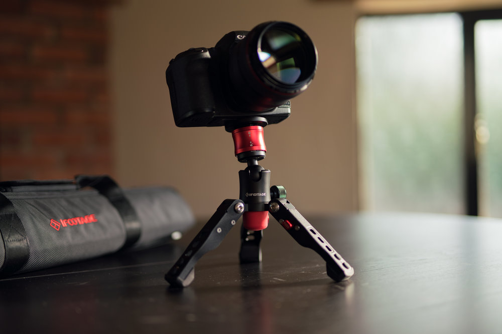 Low Angle Camera Pod